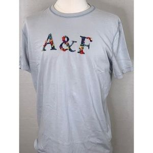 Abercrombie and Fitch Floral A&F T Shirt